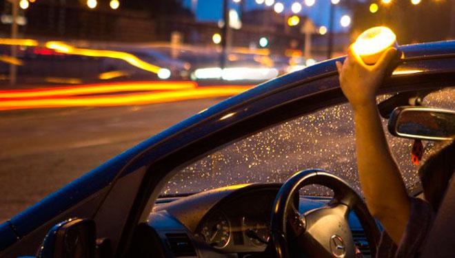 triangulos reflectantes, help flash, seguridad vial
