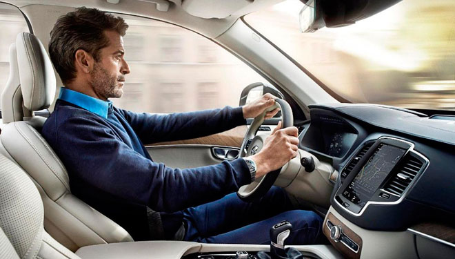 consejos posturales, posturas al volante