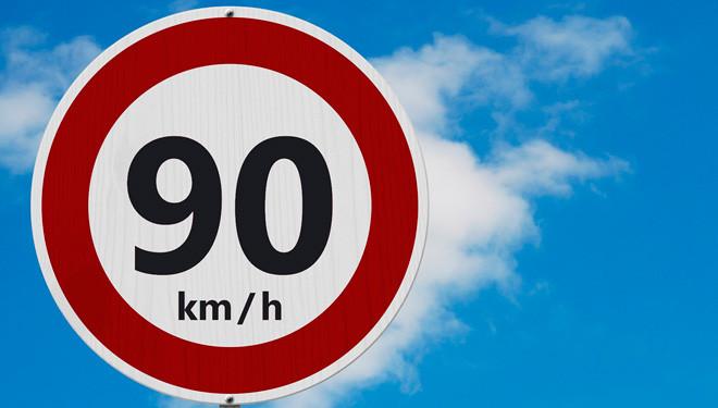 ¿Se implementará un nuevo límite de velocidad a 70 km/h?