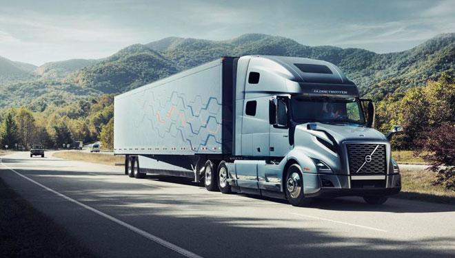 volvo trucks, distancia de seguridad