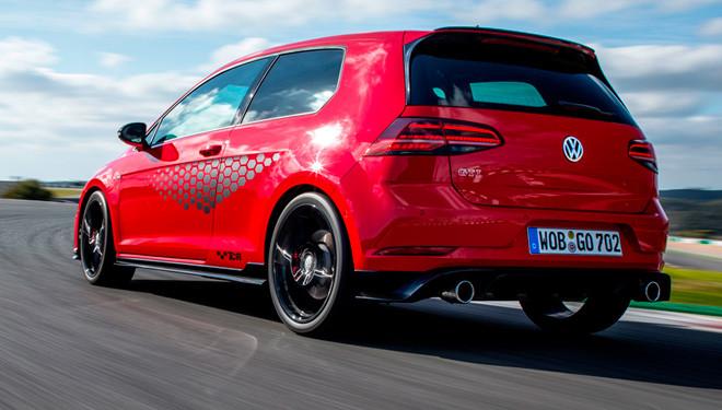 VW Golf GTI TCR, la exclusividad al alcance de tu mano