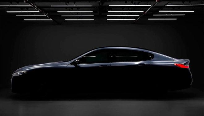 BMW Serie 8 Gran Coupé: primeros detalles