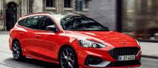 Ford Focus ST Sportbreak 2019, reinventando la deportividad