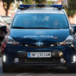 Toyota Prius, coches iz, patrullas Policia Nacional