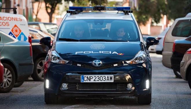 La Policía Nacional estrena coches inteligentes