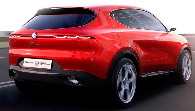 Alfa Romeo Tonale 2020, la familia SUV sigue creciendo