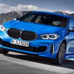 BBW Galicia, BMW serie 1 2019