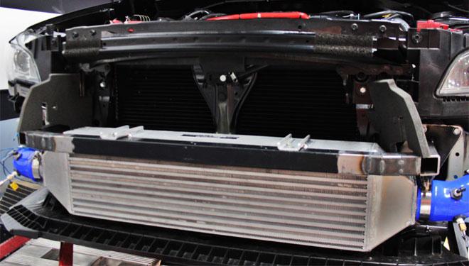 intercooler, motor turbo