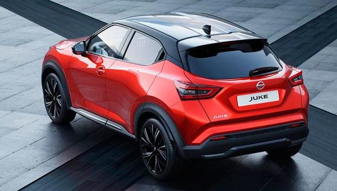 Nissan Juke 2020, una segunda generación con mucho estilo