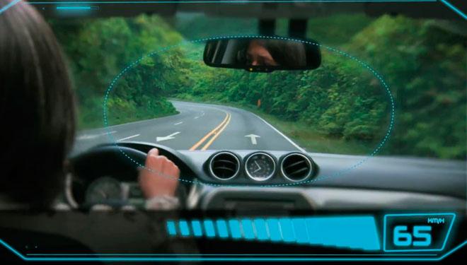 seguridad vial, angulo muerto, vision periferica