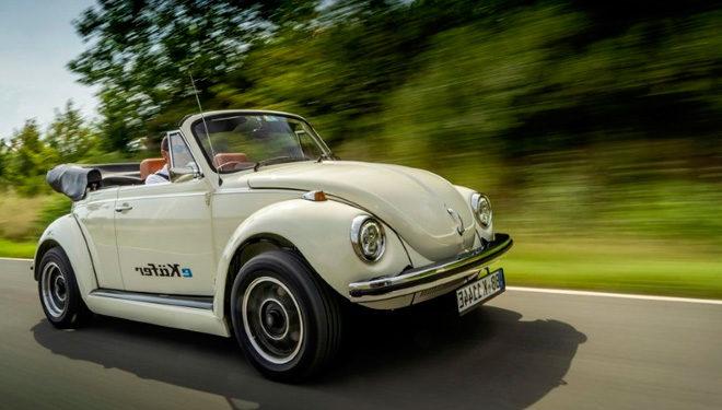 Volkswagen e-Beetle, un clásico que se adapta a los tiempos