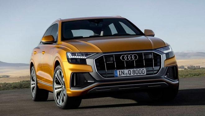 Audi Q8 2019 y BMW X6 2020, dos opciones SUV coupé que quitan el hipo