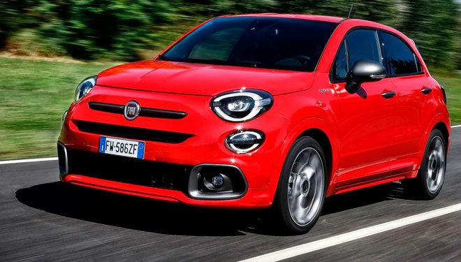 Fiat 500X Sport, el más deportivo de la familia