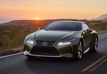 Lexus LC 2020 Edición Limitada: el deportivo del futuro