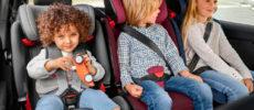 ¿Cuáles son las mejores sillas para viajar en coche con tu hijo?