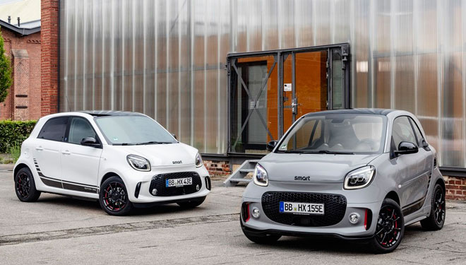 smart, smart fortwo, smart forfour, smart galicia