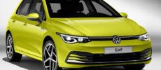 Volkswagen Golf 8, tecnología en esta puro