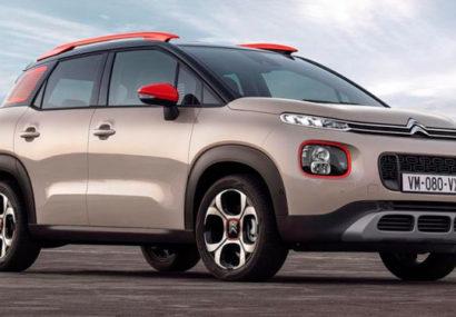 Más potencia para el Citroën C3 Aircross, ahora con 130 CV