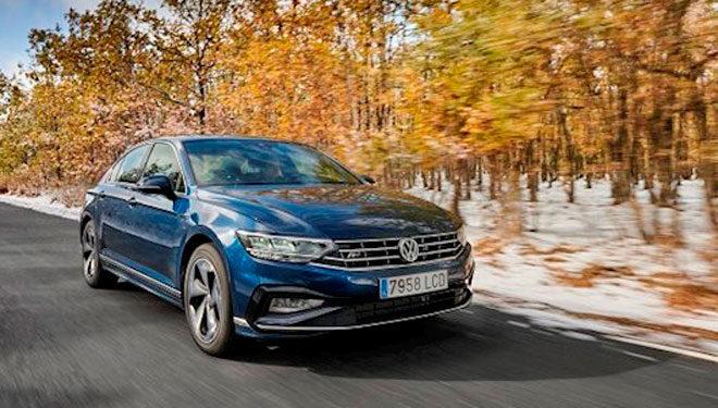 Déjate sorprender por la octava generación del Volkswagen Passat