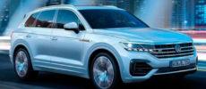 Volkswagen Touareg R-Line Individual, la plenitud en un acabado