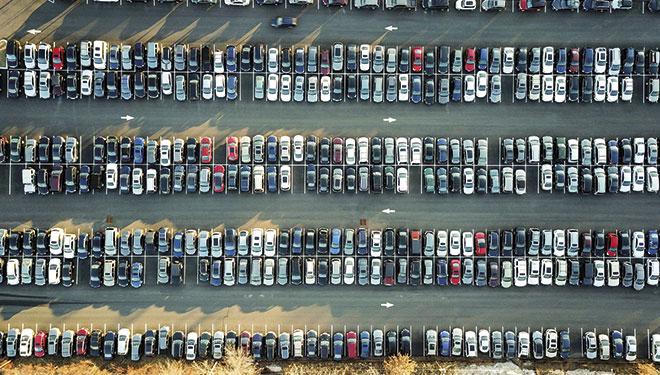 aparcar sitio perfecto, coche seminuevo
