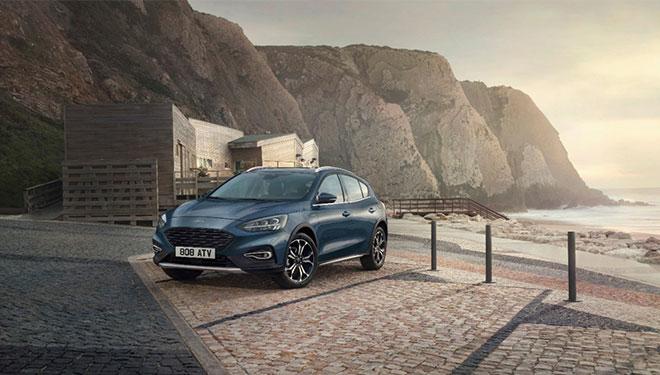 Nuevas versiones de Ford Focus