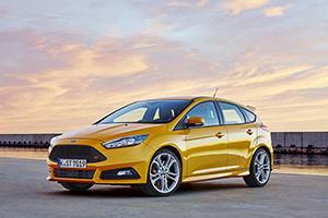 Nuevas versiones Ford Focus