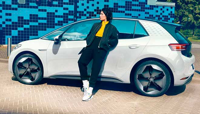 Volkswagen Id3, coche de ocasión, coche eléctrico