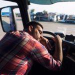 Somnolencia volante culpa coche