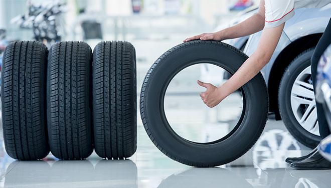 fecha fabricación neumáticos, coches seminuevos