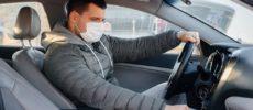 Uso del coche durante el plan de desescalada