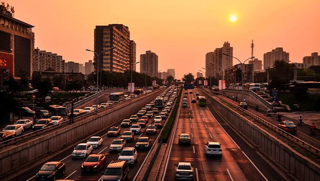 Distancia de seguridad en carretera: trucos y sanciones