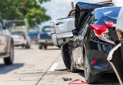 Pasos a seguir ante un accidente en carretera