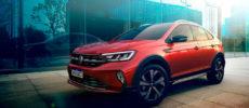 Volkswagen Nivus: el nuevo SUV urbano de corte coupé