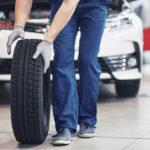 neumáticos usados vehículo ocasión