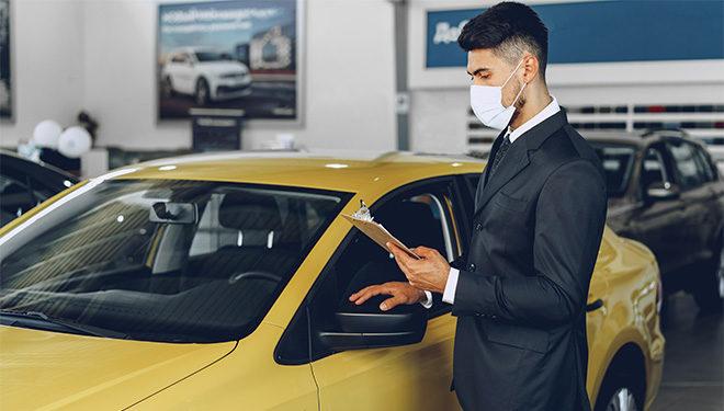 Las ventas de vehículos de ocasión aumentan un 12,1 % en septiembre