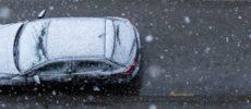 ¿Sabías que la sal de las carreteras puede dañar tu coche?