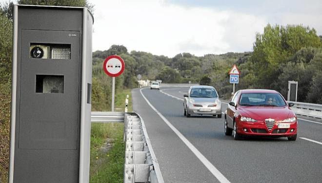 Las multas de radares tienen que venir acompañadas de dos fotos