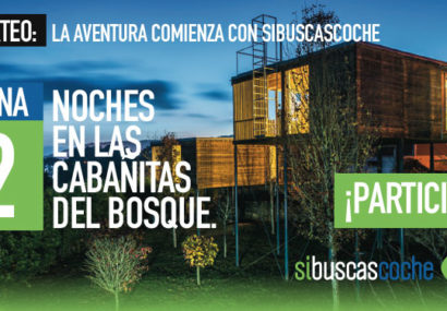 "Llega el concurso ""la aventura comienza con Sibuscascoche"""